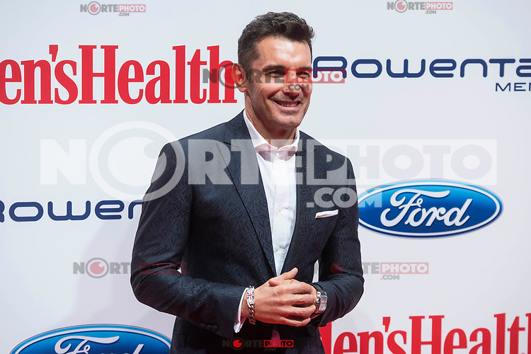 Jesus Vazquez attends to Men's Health awards 2017 photocall at Goya Theater in Madrid, Spain. November 20, 2017. (ALTERPHOTOS/Borja B.Hojas) /NortePhoto.com