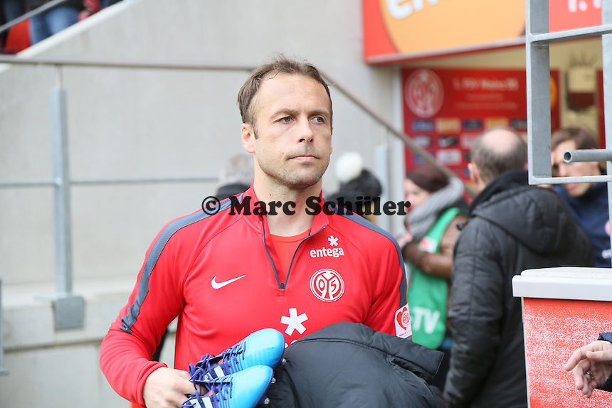 Nikolce Noveski (Mainz) - 1. FSV Mainz 05 vs. Eintracht Frankfurt, Coface Arena