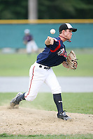 July 27th, 2007:  Ryan Weber during the Cape Cod High School Classic presented by Under Armour at Spillane Field in Wareham, MA.  Photo by:  Mike Janes/Four Seam Images