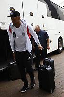 Jerome Boateng (Deutschland Germany) - 04.10.2017: Deutschland Teamankunft, Stormont Hotel Belfast