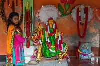 Sonadanga Sweeper Colony Hindu Temple, Khulna