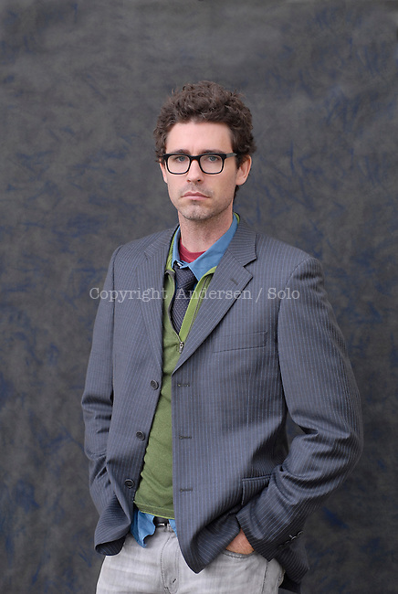 Joshua Ferris, American writer.