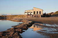 Nederland - Camperduin - 2019 .  Lagune bij het strand van Camperduin. Laguna Beach voor meetings en events.  Foto Berlinda van Dam / Hollandse Hoogte