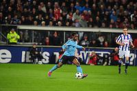 VOETBAL: HEERENVEEN: Abe Lenstra Stadion, SC Heerenveen - Ajax, 11-01-2012, Eindstand 0-5, Vurnon Anita (#5), ©foto Martin de Jong