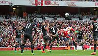 Arsenal v Southampton - 10.09.2016