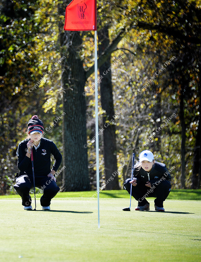 2019 Wisconsin Girls State Golf Tournament 10/14/19