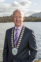 Johnny McGuire, President, Killarney Chamber of Tourism & Commerce 2013..Picture by Don MacMonagle