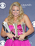 ACM Awards Press Room 2011