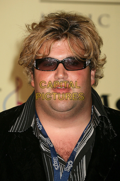 JASON DAVIS.Sony / BMG 2007 GRAMMY Awards After Party at the Beverly Hills Hotel, Beverly Hills, California, USA..February 11th, 2007.headshot portrait sunglasses shades .CAP/ADM/BP.©Byron Purvis/AdMedia/Capital Pictures