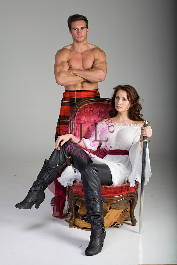 HISTORICAL KILT themed COUPLE STOCK images for romance novel book cover art by Jenn LeBlanc for Studio Smexy and Illustrated Romance.<br /> <br /> Click on any image for more poses from that set. Click on GREEN BUY BUTTON on individual images to bring up pricing profiles for that image.<br /> <br /> There are several file size choices for purchase. <br /> <br /> If you are interested purchasing an image for EXCLUSIVE use or have ANY other questions, please contact Jenn directly. <br /> <br /> All image licensing via the stock website is for INTERNATIONAL SINGLE TITLE NON-EXCLUSIVE. <br /> <br /> If you don't see what you need contact me directly about putting in a request for the next big shoot. Custom images available by quote.