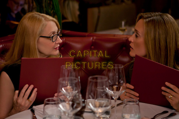 LEARNING TO DRIVE (2014)<br /> Patricia Clarkson and Samantha Bee<br /> *Filmstill - Editorial Use Only*<br /> CAP/FB<br /> Image supplied by Capital Pictures