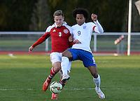 2015.03.26 U19 England - Denmark