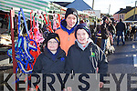 Mary Sweeney with her sons Sean and Cathal enjoying the annual horse fair held last Saturday in Athea.