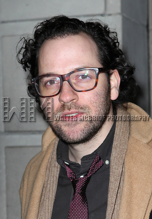Sam Gold attending the Broadway Opening Night Performance of 'Cat On A Hot Tin Roof' at the Richard Rodgers Theatre in New York City on 1/17/2013
