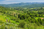 Mountain biking Emerald (Steamboat)