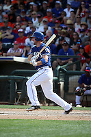 Patrick Kivlehan - Texas Rangers 2016 spring training (Bill Mitchell)