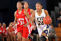 FIU Women's Basketball v. Western Kentucky (1/28/12)