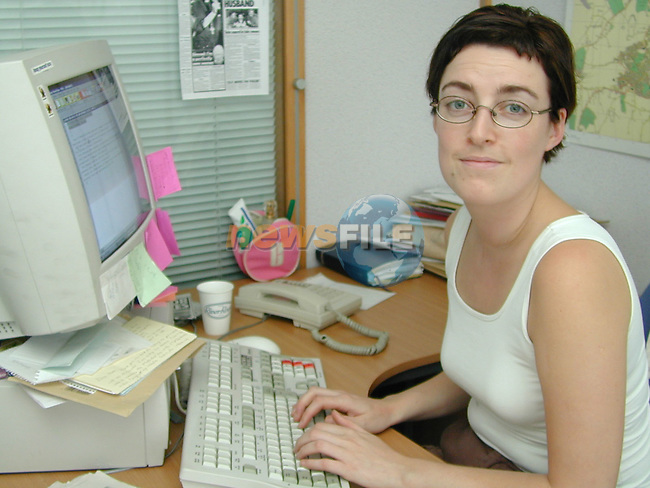 Karen McManus.Pic Fran