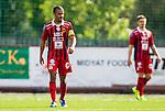 S&ouml;dert&auml;lje 2015-08-01 Fotboll Superettan Assyriska FF - &Ouml;stersunds FK :  <br /> &Ouml;stersunds Alex Dyer deppar efter 1-0 Assyriskas Mattias Genc under matchen mellan Assyriska FF och &Ouml;stersunds FK <br /> (Foto: Kenta J&ouml;nsson) Nyckelord:  Assyriska AFF S&ouml;dert&auml;lje Fotbollsarena Superettan &Ouml;stersund &Ouml;FK depp besviken besvikelse sorg ledsen deppig nedst&auml;md uppgiven sad disappointment disappointed dejected