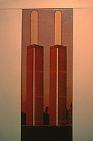 "Utopia:  World Trade Center--Popsicle Plaza. Mchael Langenstein, ""Trade-Offs"", NEW YORK MAGAZINE, July 21, 1975."
