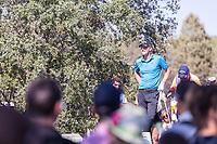 Marcel Siem (GER) during the third round of the Mutuactivos Open de Espana, Club de Campo Villa de Madrid, Madrid, Madrid, Spain. 05/10/2019.<br /> Picture Hugo Alcalde / Golffile.ie<br /> <br /> All photo usage must carry mandatory copyright credit (© Golffile | Hugo Alcalde)