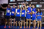 Awards Ceremony - Bloomberg Square Mile Relay - Singapore 2015