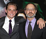 Billy Magnussen & David Hyde Pierce attending the Opening Night After Party for the Lincoln Center Theater production of 'Vanya and Sonia and Masha and Spike' at the Mitzi E. Newhouse Theater in New York City on 11/12/2012