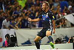 Keisuke Honda (JPN),<br /> SEPTEMBER 1, 2016 - Football / Soccer :<br /> Keisuke Honda of Japan celebrates after scoring the opening goal during the FIFA World Cup Russia 2018 Asian Qualifiers Final Round Group B match between Japan 1-2 United Arab Emirates at Saitama Stadium 2002 in Saitama, Japan. (Photo by Takamoto Tokuhara/AFLO)