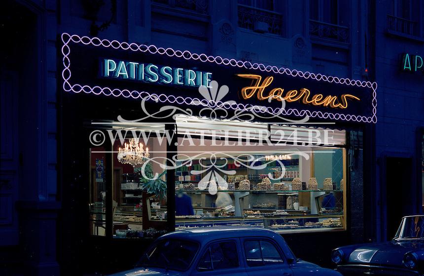 Patisserie Haerens.