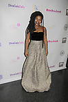 Sade Shakur at Color of Beauty Awards hosted by VH1's Gossip Table's Delaina Dixon and Maureen Tokeson-Martin on February 28, 2015 with red carpet, awards and cocktail reception at Ana Tzarev Gallery, New York City, New York.  (Photo by Sue Coflin/Max Photos)