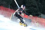 10.03.2012, La Molina, Spain. LG Snowboard FIS Wolrd Cup 2011-2012. Men's parallel giant slalom. Picture show Sylvain Dufour FRA