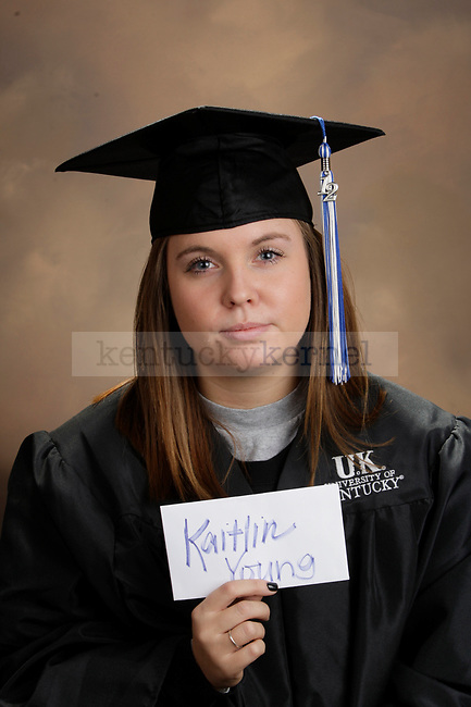 Young, Kaitlin photographed during the October, 2012, Grad Salute in Lexington, Ky.