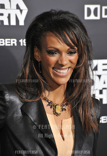 "Judi Shekoni at the premiere of ""Zero Dark Thirty"" at the Dolby Theatre, Hollywood..December 10, 2012  Los Angeles, CA.Picture: Paul Smith / Featureflash"