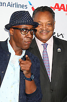 PACIFIC PALISADES, CA - JULY16: Arsenio Hall, Jesse Jackson at the 18th Annual DesignCare Gala on July 16, 2016 in Pacific Palisades, California. Credit: David Edwards/MediaPunch