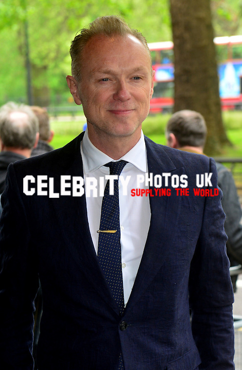 Gary Kemp   at the Ivor Novello Awards at the Grosvenor House Hotel, Park Lane, London on May 19th 2016