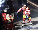 08.09.2017, Mercedes Benz Arena, Berlin, GER, 1.DEL, EISBAEREN BERLIN  VS.  THOMAS SABO ICE TIGERS, im Bild <br /> Jens Baxmann (Eisbaeren Berlin #29)<br /> <br />      <br /> Foto &copy; nordphoto / Engler