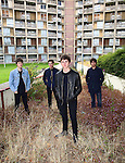 The Sherlocks - Band Shoot - Sheffield 2015