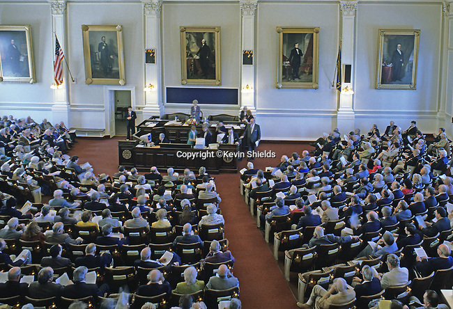 New Hampshire House of Representatives, Concord, New Hampshire, USA
