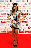 Belen Rodiguez attends at the professional days of cinema in Sorrento december 01 , 2014