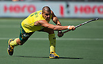 Hockey World Cup 2014<br /> The Hague, Netherlands <br /> Day 14 Men Final Australia v Netherlands<br /> Chris Ciriello<br /> <br /> Photo: Grant Treeby<br /> www.treebyimages.com.au