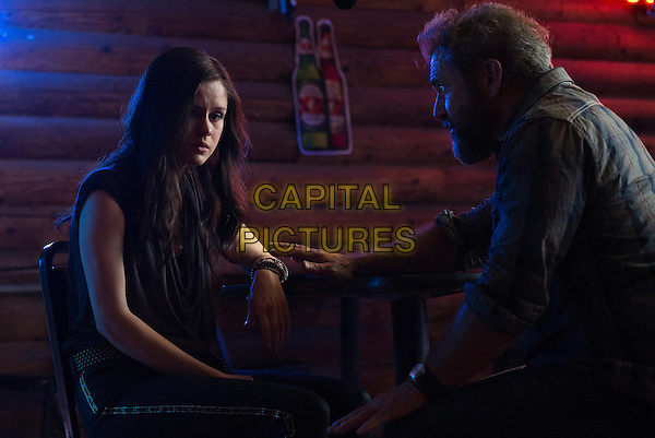 Blood Father (2016) <br /> Mel Gibson &amp; Erin Moriarty<br /> *Filmstill - Editorial Use Only*<br /> CAP/KFS<br /> Image supplied by Capital Pictures