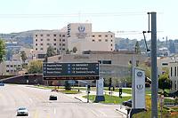 LOS ANGELES - APR 11:  Loma Linda University Medical Center at the Hospital changes due to COVID-19 at the Loma Linda University Medical Center on April 11, 2020 in Loma Linda, CA
