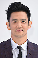 "John Cho<br /> arrives for the ""Star Trek Beyond"" premiere at the Empire Leicester Square, London.<br /> <br /> <br /> ©Ash Knotek  D3140  12/07/2016"