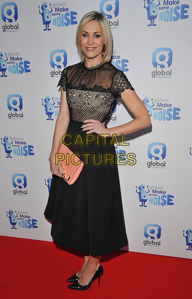 Jenni Falconer attends the Global Radio's Make Some Noise Night Gala, Supernova, Embankment Gardens, London, England, UK, on Tuesday 24 November 2015. <br /> CAP/CAN<br /> &copy;CAN/Capital Pictures