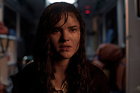 Victoria Moroles<br /> Down a Dark Hall (2018) <br /> *Filmstill - Editorial Use Only*<br /> CAP/RFS<br /> Image supplied by Capital Pictures