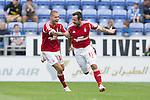 310813 Wigan Athletic v Nottingham Forest