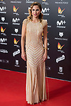 Toni Acosta attends red carpet of Feroz Awards 2018 at Magarinos Complex in Madrid, Spain. January 22, 2018. (ALTERPHOTOS/Borja B.Hojas)