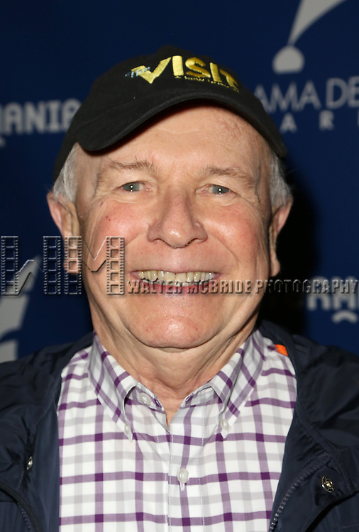 Terrence McNally attends the 2015 Drama Desk Awards Nominee Reception at New World Stages on May 6, 2015 in New York City.