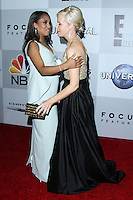 BEVERLY HILLS, CA - JANUARY 12: Kerry Washington, Monica Potter at the NBC Universal 71st Annual Golden Globe Awards After Party held at The Beverly Hilton Hotel on January 12, 2014 in Beverly Hills, California. (Photo by David Acosta/Celebrity Monitor)
