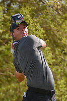 Rory McIlroy (NIR) watches his tee shot on 12 during day 1 of the WGC Dell Match Play, at the Austin Country Club, Austin, Texas, USA. 3/27/2019.<br /> Picture: Golffile | Ken Murray<br /> <br /> <br /> All photo usage must carry mandatory copyright credit (&copy; Golffile | Ken Murray)